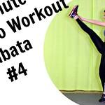 Calorie Burning Workout - 4 Minute Cardio Tabata Workout thumbnail