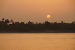 DSC07144 (Jordi Beitia) Tags: egypt nile sunset