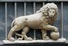 Lion by the Canal St Martin Paris 07-16 (geoffKR) Tags: paris statue loin