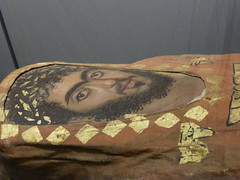 Fitzwilliam Museum, Cambridge (carolyngifford) Tags: fitzwilliammuseum cambridge ancientegypt funerary mummy portrait