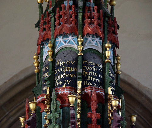font cover detail