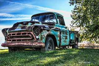 Blue Truck   ......HTT!
