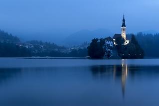 Fog In Bled