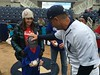 2017_T4T_BYU Baseball Game 7 (TAPSOrg) Tags: taps tragedyassistanceprogramsforsurvivors teams4taps provo utah baseball byu brighamyounguniversity college 2017 military outdoor horizontal event candid field player kid child boy