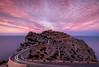 Phalesia (raymond_carruthers) Tags: lighthouse lighttrails spain sunset mediterraneansea cliffs mallorca island sunsetcolours capdeformentor islasbaleares longexposure holiday clouds
