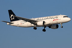 HB-IJM_03 (GH@BHD) Tags: hbijm airbus a320 a320200 lx swr swissinternationalairlines swiss staralliance logojet specialcolours zrh lszh zurichairport zurich kloten airliner aviation aircraft