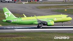 S7 A320-271N msn 7731 (dn280tls) Tags: s7 a320271n msn 7731 twwtx vqbck