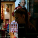 Hundertwasser village bartender