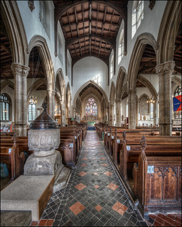 Oakham All Saints Church 4