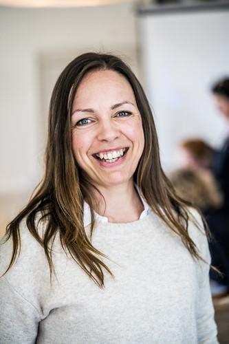 Maria Wallin, strategisk ledare Göteborg