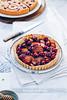 79.4 (apfff) Tags: prettybaked prettybakedpl frangipane tart cake pie cherry plum fruit summer foodstyling foodie foodporn bright light white