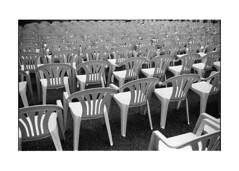 *** (Gediminas Bernotas) Tags: germany rodinal canoneos500n mir13728 ilfordpan400 chairs fullframe mir1 monochrome film