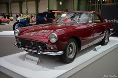1959 Ferrari 250 GT coupé serie 1 (pontfire) Tags: 1959 ferrari 250 gt coupé serie 1 bonhamsauction bonhams1793 legrandpalais v12cars v12colombo v12 bonhamslesgrandesmarquesdumondeaugrandpalais italiancars voitureitalienne voiturerare rarecars classiccars oldcars antiquecars sportscars luxurycars automobiledeprestige automobileancienne automobiledecollection automobiledexception voituredesport voituredeluxe vieillevoiture coupésport car cars auto autos automobili automobile automobiles voiture voitures coche coches carro carros wagen pontfire oldtimer sportive pininfarina worldcars voituresanciennes italie italia italy italian italienne enzo