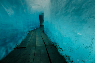 Tunnel of Ice @ Furkapass