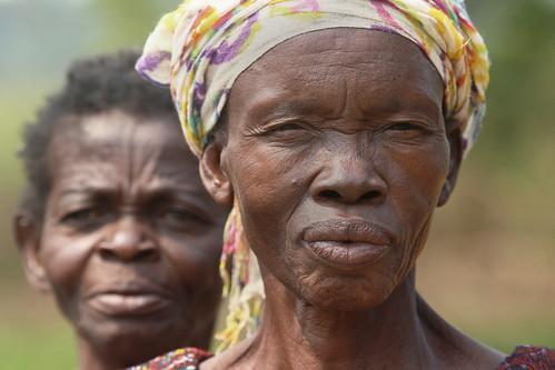 Portrait. Congo (DRC).