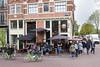 Bij Papeneiland (johan wieland) Tags: amsterdam papeneiland jordaan prinsengracht cafe prinseneiland kroeg