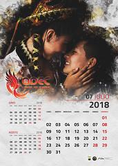 Calendario Lazos de Fuego 2018 (J.Giron [Fotografia & Diseño]) Tags: jainner jgiron jainnerjgironl jainnergiron jainnergironlamus jgironcom jgironfoto fotografia fotopose fotos fotografiaprofesional calendario lima peru cualtura caporales