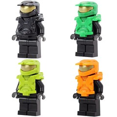 Mark 5 Additions (X39BrickCustoms .com) Tags: lego armor halo mark 5 x39brickcustoms minifigures minifigs sci fi