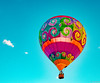 9.16.17 Balloonfest 13 Guttendorf (charlie_guttendorf) Tags: airshow ballon balloonfest guttendorf hotairballon hughesvillepa lycoming nikon nikond7000 bluesky colorful fall