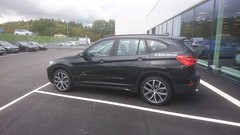 BMW X1 20d M Sport (nakhon100) Tags: bmw x1 20d suv 4wd awd cars