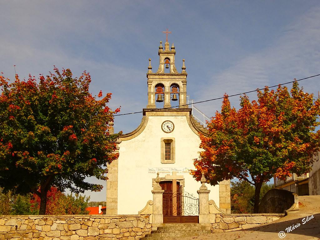 Águas Frias (Chaves) - ...igreja matriz ...