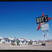 roy's motel pinhole. amboy, ca. 2014.