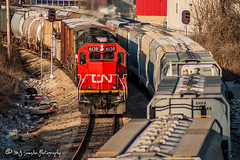 IC 6120   EMD SD40-2   CN Fulton Subdivision (M.J. Scanlon) Tags: ic6120 bn6729 emd sd402 a43271 cna43271 csx csxt cnfultonsub cn canadiannational signal ic illinoiscentral q536 csxq536 memphis tennessee digital merchandise commerce business wow haul outdoor outdoors move mover moving scanlon canon eos engine locomotive rail railroad railway train track horsepower logistics railfanning steel wheels photo photography photographer photograph capture picture trains railfan