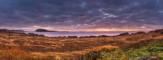 Sunrise over the Barents Sea