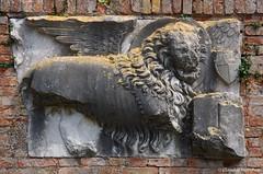 IMGP9802  S.Marco Lion (Claudio e Lucia Images around the world) Tags: venezia venice torcello lion leone sanmarco sanmarcolion leonedisanmarco leonedivenezia pentax pentaxk5 pentaz18135