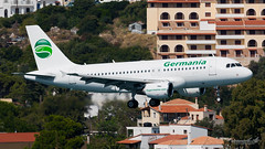 Germania - Airbus A319-100 - LZ-AOA (domi26495) Tags: germania airbus a319100 lzaoa skiathos lgsk jsi planespotter spotter aircraft airplane flugzeug canon 70d
