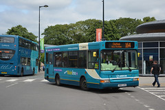 aks 1611 - GN04 UDD (Solenteer) Tags: arrivasoutherncounties arrivakentsurrey 1611 gn04udo transbus dartslf minipointer chatham