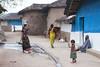 Village life in the morning (wietsej) Tags: village life morning kawardha chhattisgarh india people sony a700 zeiss sal1635z 1635 street wietse jongsma bhoramdeo