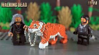 Custom LEGO The Walking Dead: Shiva