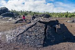 K3_P2706-HDR-sRGB (mountain_akita) Tags: hawaii kilauea maunaulu fissure lava lavashield rupture volcano