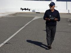 Droneando (juantiagues) Tags: dron amigos aguete juantiagues juanmejuto alberto