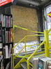 Man Jumps Out Midtown Comics Store 2nd Floor Window 2251 (Brechtbug) Tags: man jumps out plate glass window midtown comics store after possibly stealing comicbook the day west 40th street 7th avenue nyc 2017 new york city october 10112017 current location comicbooks manhattan pulp pop culture funnies stores collectable toy toys facade front display windows organization business books news book newspaper paper papers under ground