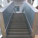 München Treppe Erweiterungsbau Akademie der Bildenden Künste 2005