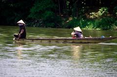 Vietnam-Hue:On the Perfume River. (roxykon) Tags: vietnam indochina seasia hue people pentaxk5 tamron18250mm