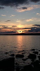 (staceygallagher2) Tags: ireland beautiful photography sky sunset scenic nature lake