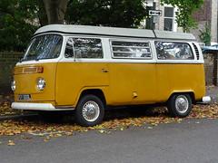 1971 Volkswagen Camper Van (Neil's classics) Tags: vehicle van camper 1971 volkswagen vw camping motorhome autosleeper motorcaravan rv caravanette mobilehome dormobile kombi