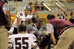 VFBvsHarlandale (490) (TheMert) Tags: floresville texas high school football friday night lights harlandale indians cheer marching mighty tiger band