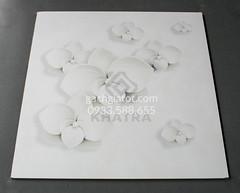 Gạch kim cương hoa sứ 8371