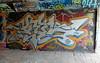 Graffiti Overschie (oerendhard1) Tags: graffiti streetart urban art rotterdam tunneltje underpass overschie willem chrome