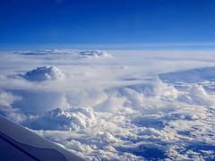 Skyscape (niknak2016) Tags: skyline sky cloudsandsky bluesky skyphotography summersky skyscape cloudphotography cloudscape cloudy whiteclouds cottonwoolclouds beautyinnature naturalbeauty naturelovers natural nature naturephotography upabove flying beautifulsky floating