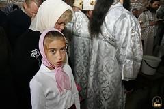 17. Первая литургия в с. Адамовка