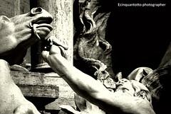 TREVI (Ecinquantotto ( + 1.468.000 views !!! GRAZIE) Tags: architettura architecture art arte acqua abstract bn bw colori colors d3000 dreams dinamic fontane fountain italia italy italybn marmo nikon nikond3000 ombre spqr rome roma reflex water