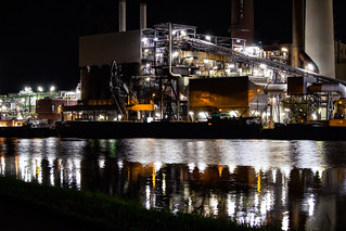 Refinery Emsland in Lingen
