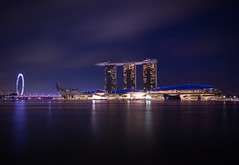 Marina Bay Sands (frank.gronau) Tags: licht light nacht night mbs marinabaysands singapur singapore alpha sony gronau frank