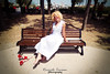 Marilyn Monroe at Rimini Beach (Riccardo Trevisan) Tags: persone ritratto abito marilyn marilynmonroe summer estate panchina bench barefoot piedi wig cosplay rimini