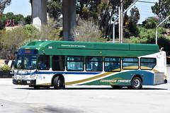 Torrance Transit (theTransitjournal) Tags: torrancetransit new flyer xcelsior xn40 cng transit bus